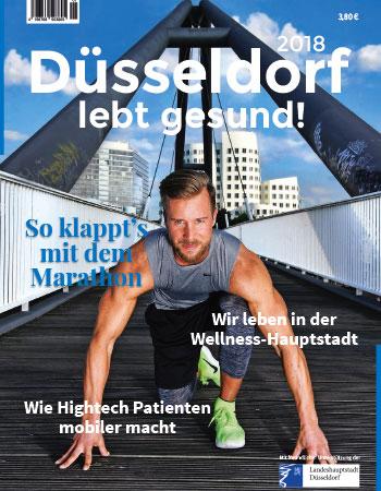 Duesseldorf lebt gesund