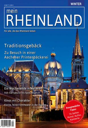 Mein Rheinland Cover