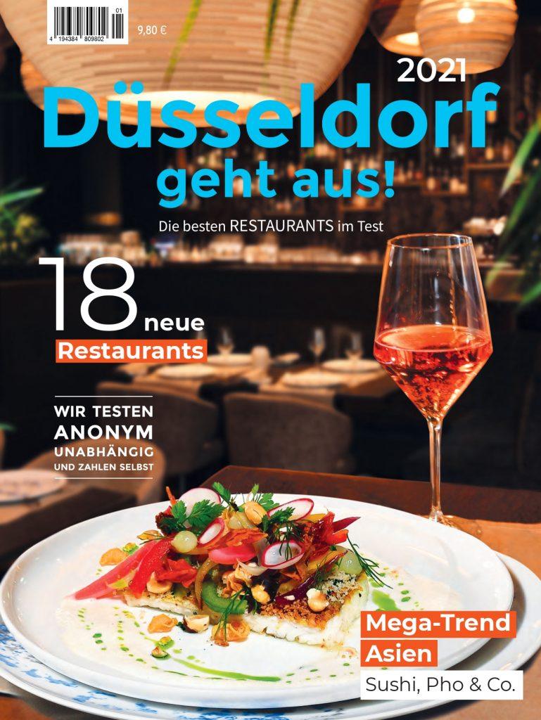 Düsseldorf geht aus