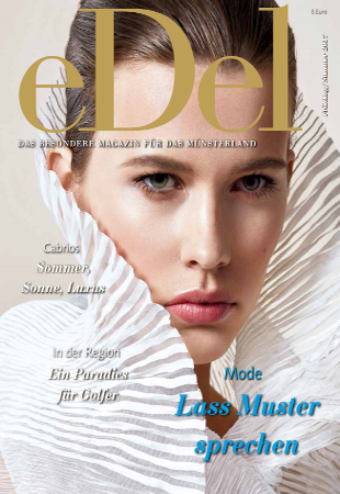 eDel Magazin Cover