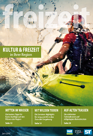 Magazin Freizeit Cover