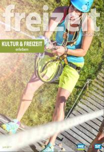 Magazin Freizeit Cover
